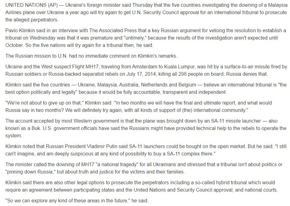 Crash d'un 777 proche Donetsk - Page 5 CLPdmDXWoAAHjHY