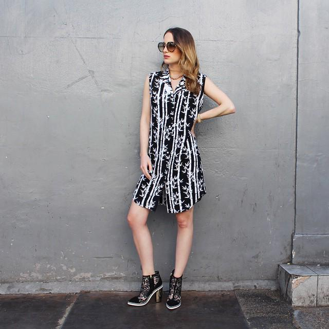 RT @Bedouin_Studios: Love @rosiefortescue wearing our CONTRAST Dress - on sale on http://t.co/Ms3w0OTyAt #madeinchelsea http://t.co/Dlx3aft…