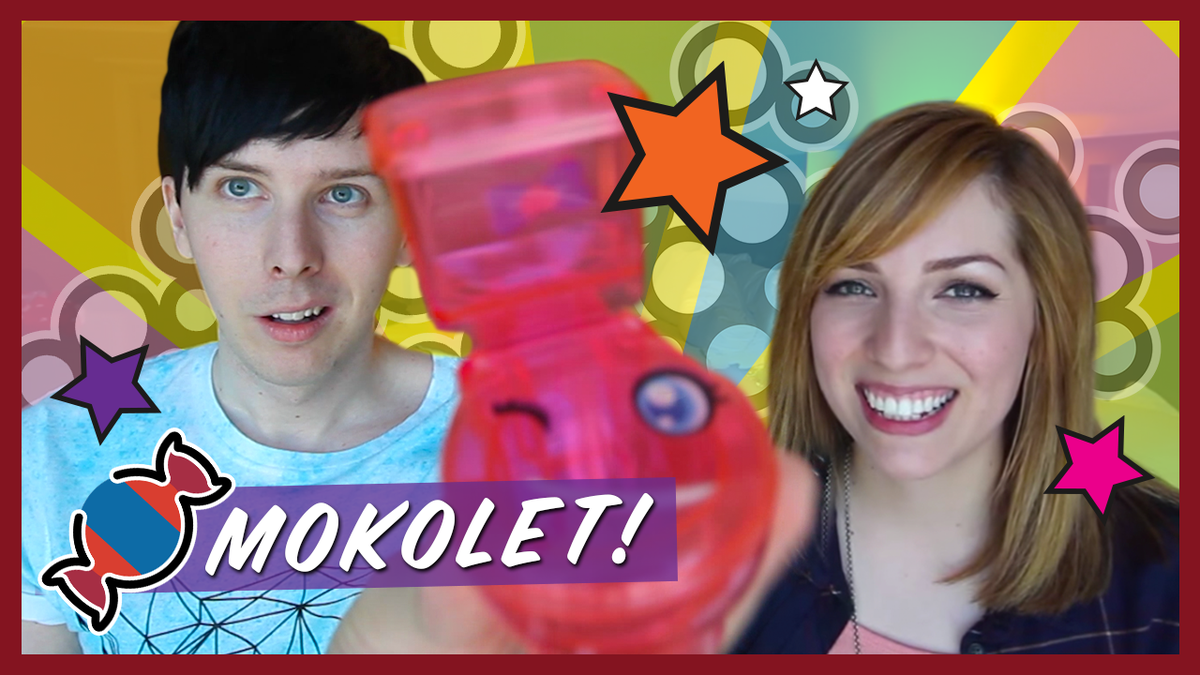 I may or may not have made @AmazingPhil drink out of a toilet…
