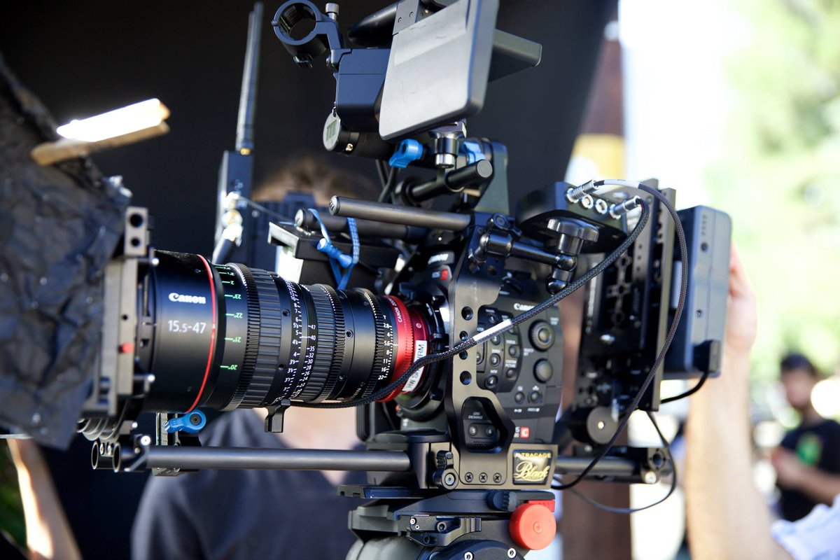 Canon C100 Mark II / Visual Impact Blog