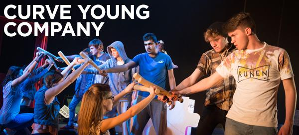 RT @CurveLeicester: We are excited to offer a range of creative projects for #YoungPeople aged 12-26 this Autumn!  http://t.co/8RYTnYuMR9 h…