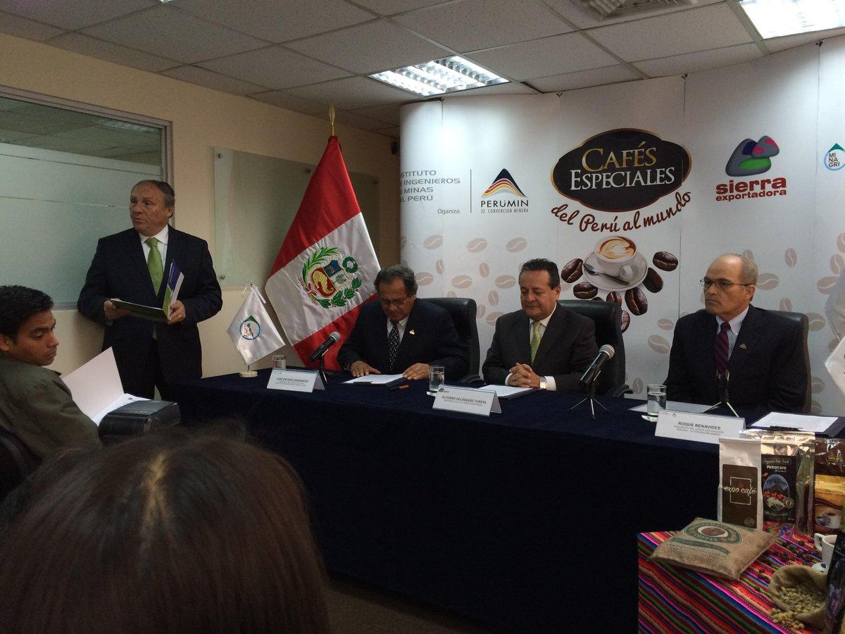 Thumbnail for ¡IIMP firma convenio con Sierra Exportadora para impulsar desarrollo agrícola!
