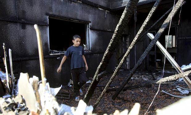 Shock in Palestina: ucciso neonato palestinese con il fuoco, si teme la vendetta