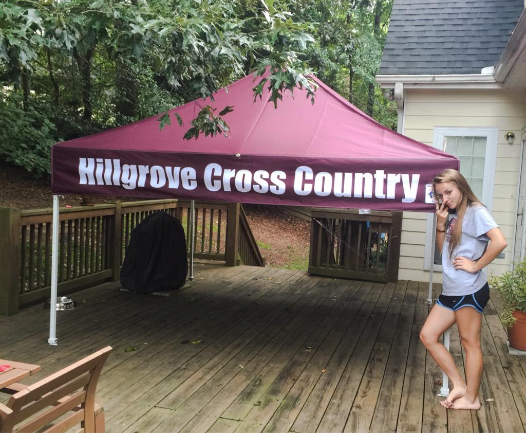 Hillgrove XC on Twitter  Our new tents are here! Everyone will fit under the tent at our meets! Thanks @jayfsorba for the donation! //t.co/q7sKaJHv63   sc 1 st  Twitter & Hillgrove XC on Twitter:
