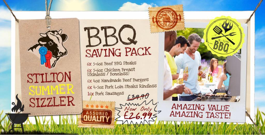 #BBQChamp has got me wanting a BBQ! @StiltonButchers do the best meat for a BBQ, fact! ☀http://t.co/8BodERHUdQ http://t.co/EZI8l6drXC