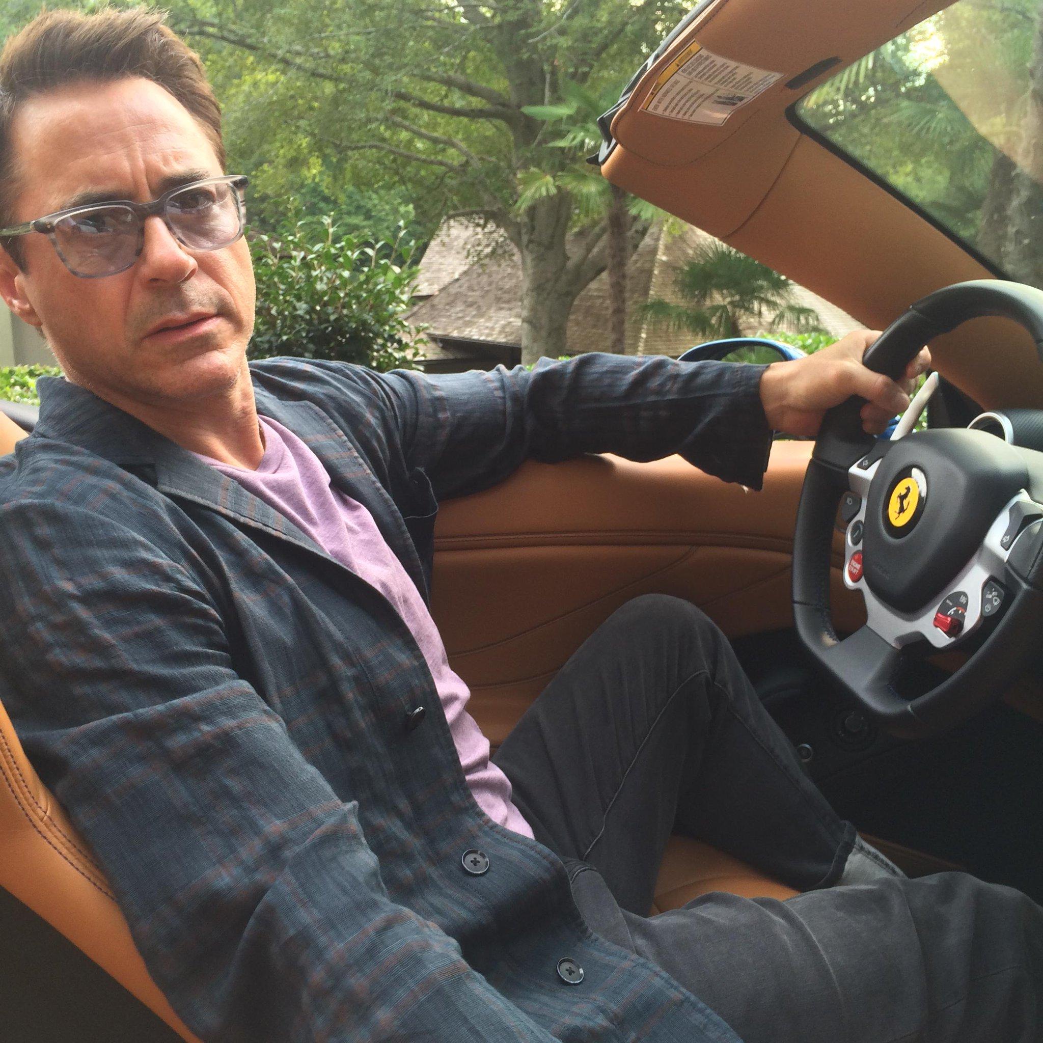 I dub this day #FerrariFriday. http://t.co/Zj9EDufiUm
