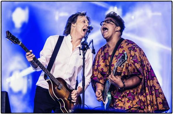 Thank you Chicago! Thank you #Lollapalooza! And thank you Brittany Howard! #OutThere #alabamashakes #Lolla2015 http://t.co/LfQ3zbjv9n
