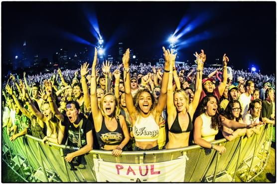 One for the Wings fans! Thank you #Lollapalooza #outthere http://t.co/uErgRaNEe4