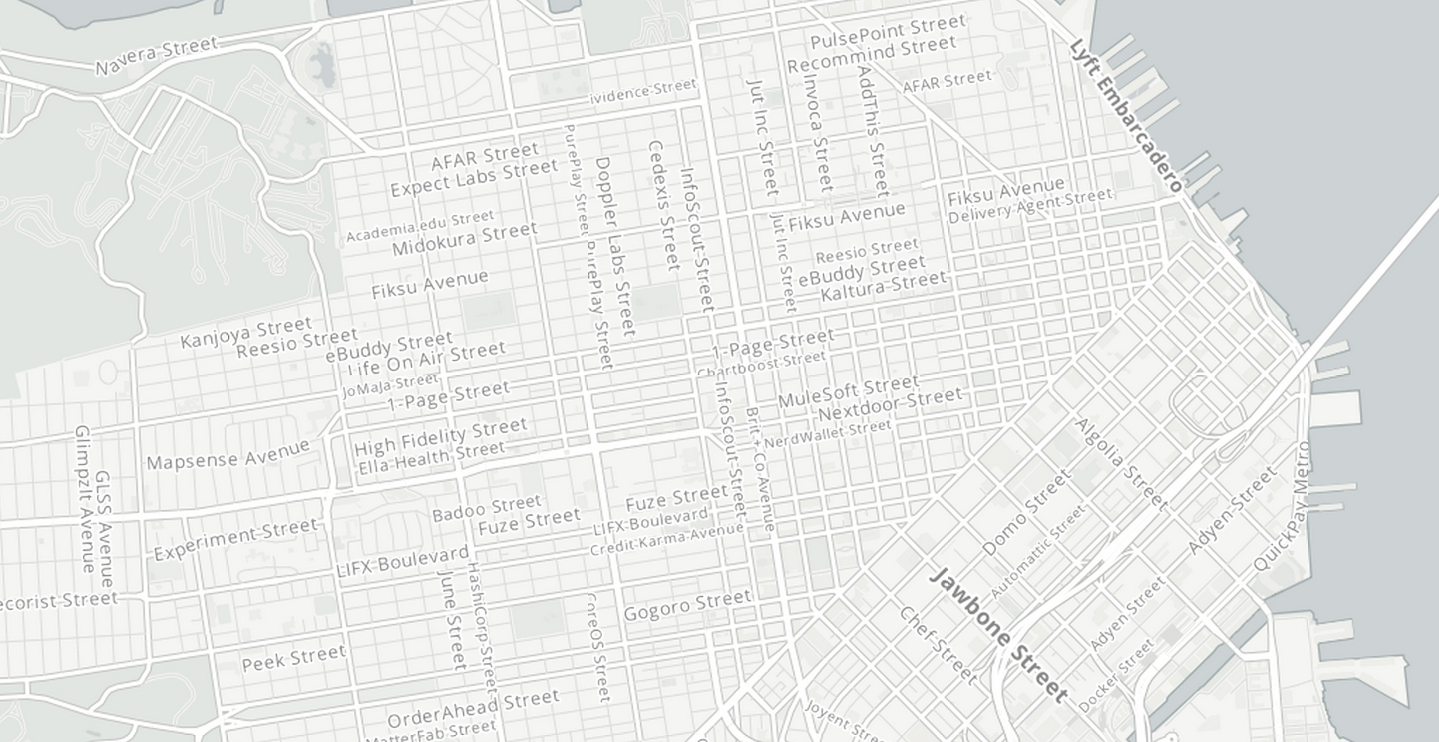 RT @TheNextWeb: See San Francisco reimagined as a startup map http://t.co/Tv46LAegSy http://t.co/Wlsci2jF2A