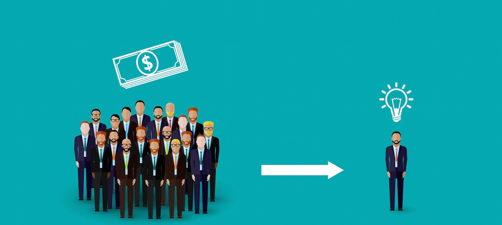 RT @TheNextWeb: How to decide between crowdfunding or VC money http://t.co/7pcwhRgAVf http://t.co/1RuvI7sXPI
