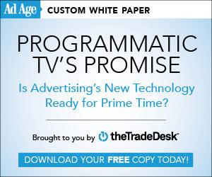 Programmatic TV Could Transform the Industry. Download this FREE Custom White Paper.   http://t.co/pEIKNWjIhm http://t.co/w68Qlh6kXP