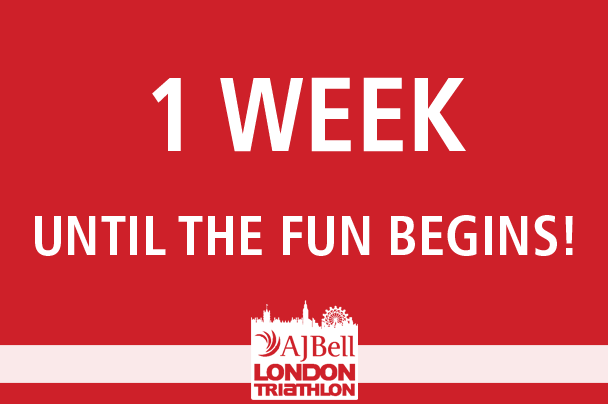 1 week until the fun begins! RT if you're taking part this year! http://t.co/uw6bF4L5Ij
