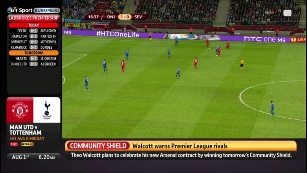 RT @MrChrisNeilson: BT Sport Europe now live! #BTSportEurope #New http://t.co/y7kI443kdk