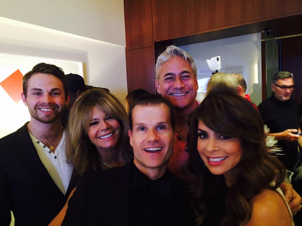 RT @LouisVanAmstel: @greglouganis and @PaulaAbdul it was so good seeing you tonight @ the Special Olympics event! Beautiful speech Greg! ht…