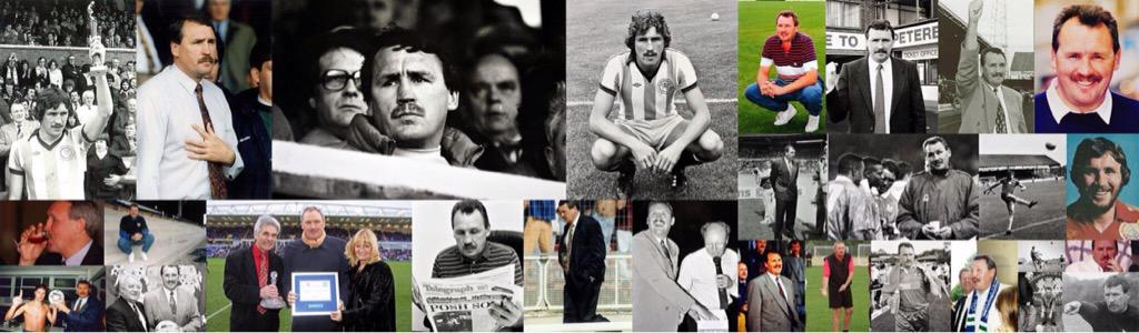 Today is the day we celebrate a great man @theposhofficial @CambridgeUtdFC #ChrissyTurnersBlueAndWhiteArmy http://t.co/4EpDDaN37j
