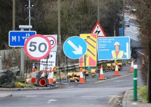 RT @DailyNORTHANTS: Motorists warned of a further 20 months of roadworks on the M1 between junctions… http://t.co/8ZTzdjkJk7 #Northants htt…