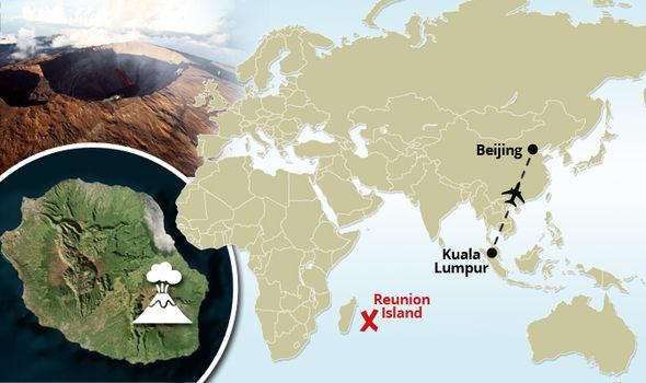 Il video dell'Eruzione del Vulcano Piton de la Fournaise