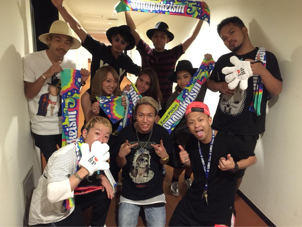 東京公演2days in NHKホール‼️今日から8月‼️暑さに負けず残りの公演も全力でサポートさせていただきます‼️with 今日応援にかけつけてくれた仲間達