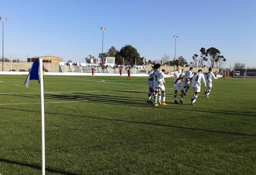 INFERIORES BANFIELD VS ARGENTINOS JUNIORS 2015