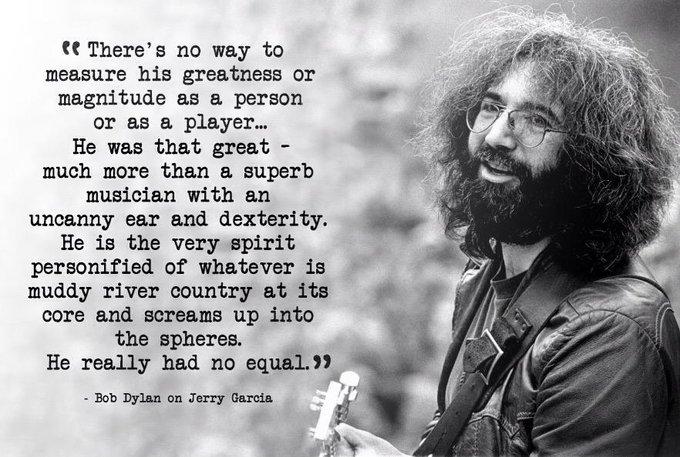 Jerry Garcia's Birthday Celebration