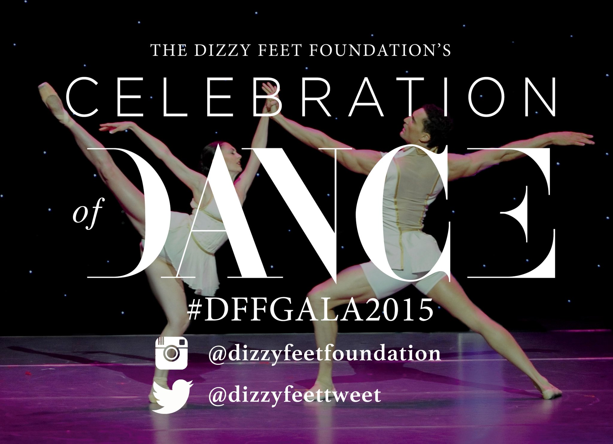 RT @DizzyFeetTweet: Join us TONIGHT for the #DFF gala at @ClubNokia!​ TIX: http://t.co/eDy2paVddp Follow the action online: #DFFgala2015 ht…