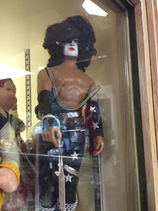 antique stores salina ks KISS on Twitter: