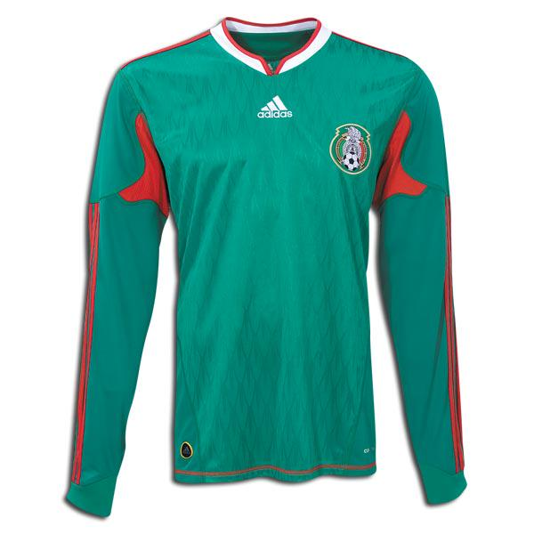 ac32933a3ce Mexico World Cup Kits: Ranking The Last 50 Years