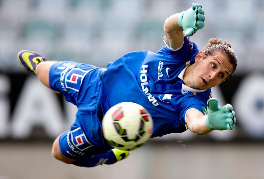 David Mitov Nilsson, photo: fotbollskanalen.se
