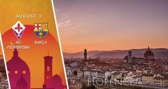 Fiorentina-Barcellona, orari diretta streaming calcio ICC 2015