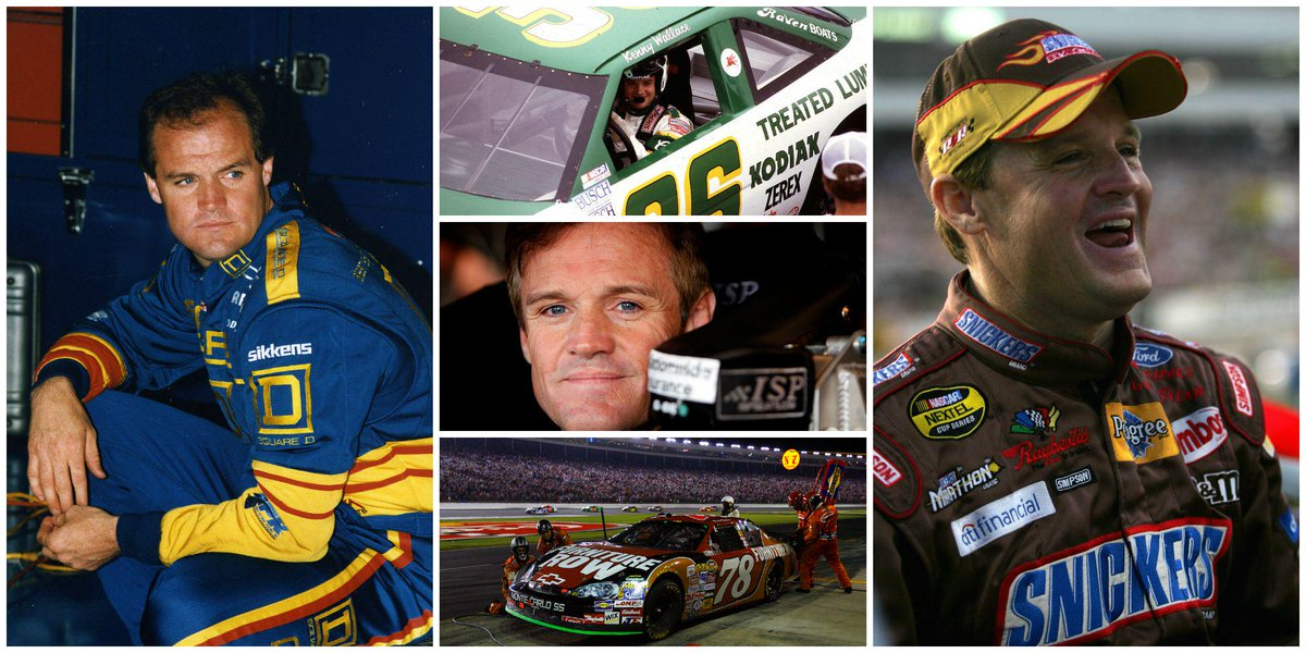 Retweet to congratulate @Kenny_Wallace on one heck of a #NASCAR career!