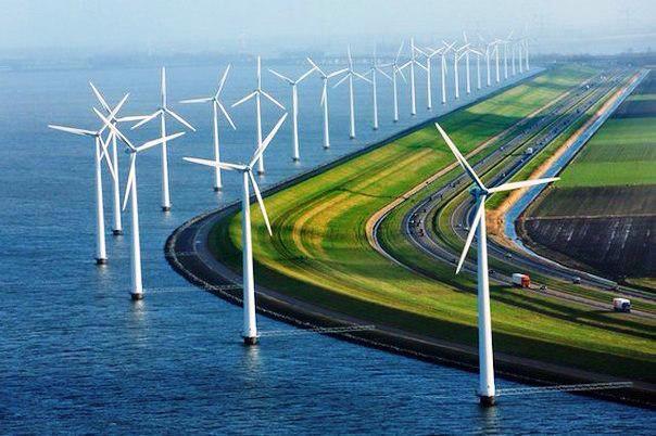 Это Нидерланды, 3/4 территории страны ниже уровня моря. А как живут! http://t.co/3dGjhqDMlH