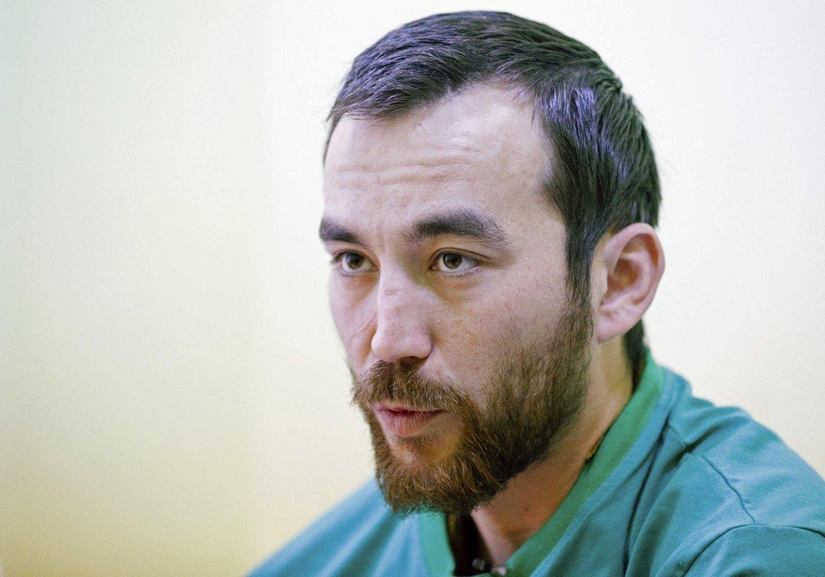 Задержанный российский капитан Ерофеев: Я как бы не один такой с Сашей тут сижу. Нас много, в том числе военнослужащих - Цензор.НЕТ 4431