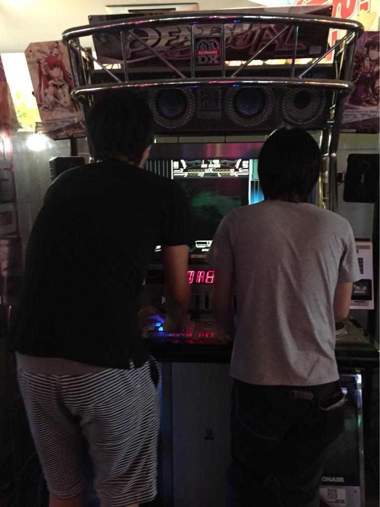 笹とof_THE_two http://t.co/SmRYfuUjef