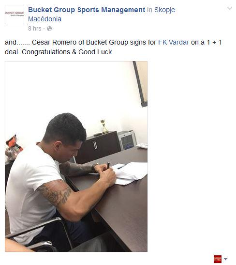 Bucket Group announces the deal