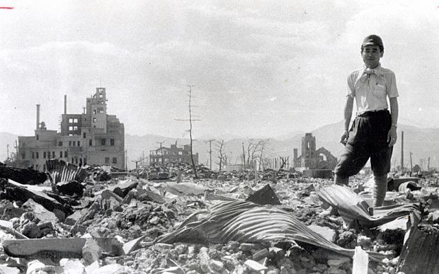 70 anni dall'olocausto di Hiroshima e il Segreto di JF Kennedy del 1961