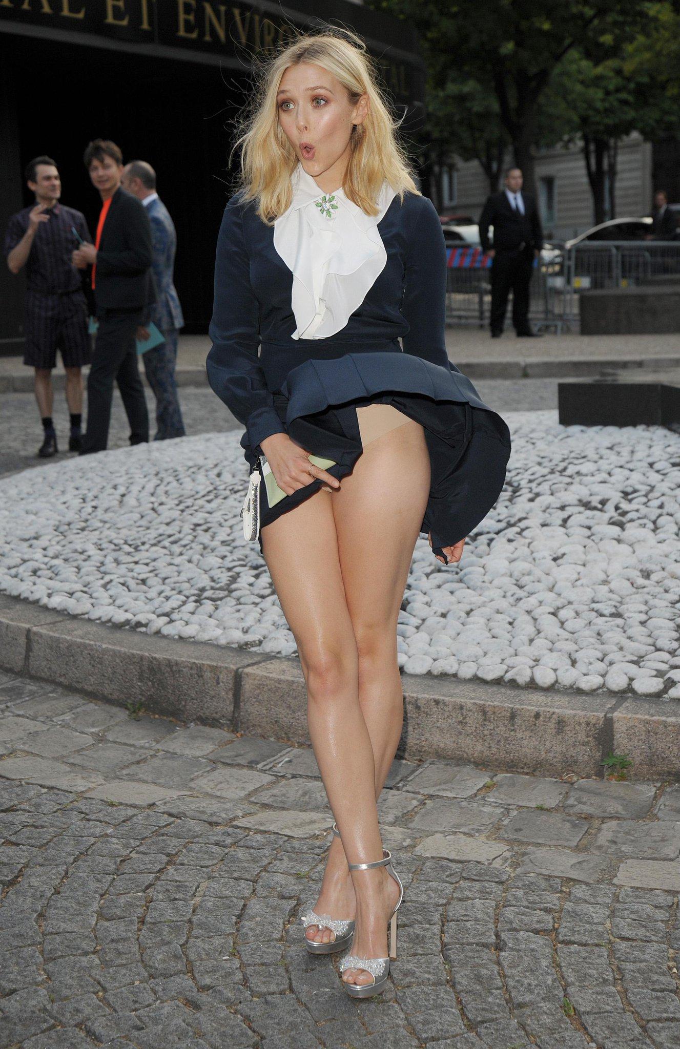 Olsen butt elizabeth The Quarantine