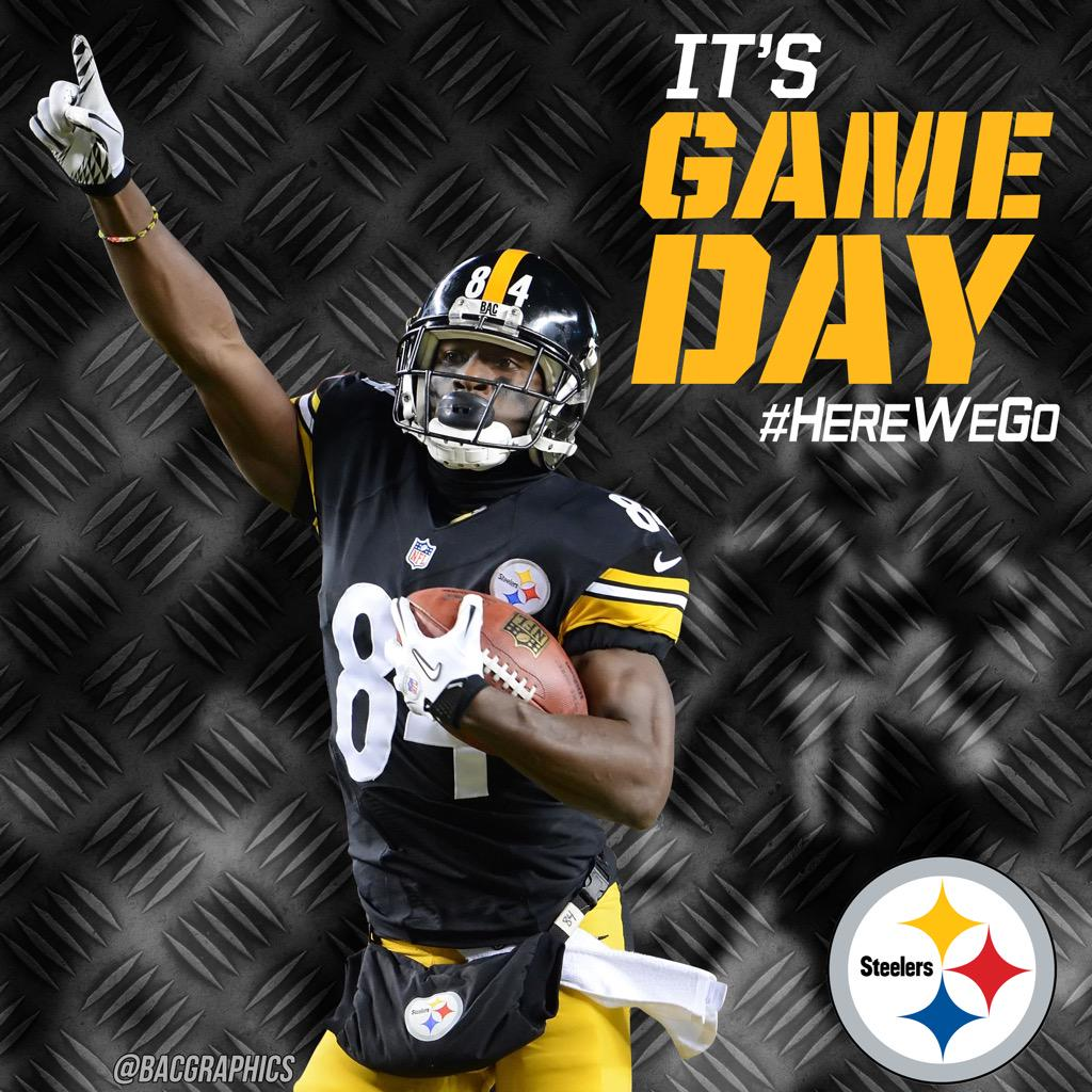 #gameday #HereWeGo http://t.co/gMKx2hVoK5
