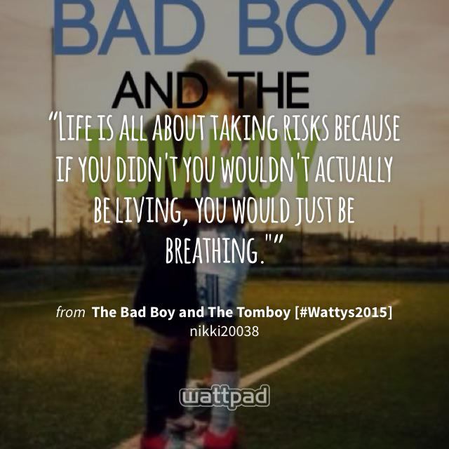 Infinitypb On Twitter Im Reading The Bad Boy And The Tomboy