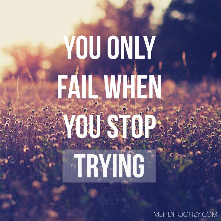 """Inspirational Quotes About Failure: W-2 By MAXIMUS On Twitter: """"RT @HatchStaffing: You Only"""