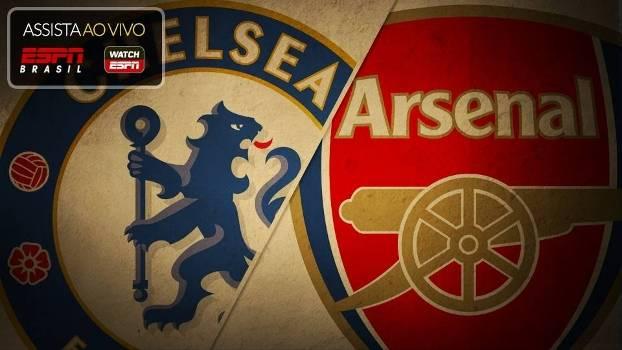 Arsenal x Chelsea começa em 10 minutos e você acompanhar tudo no ESPN SYNC  - http 70eb0b9297411