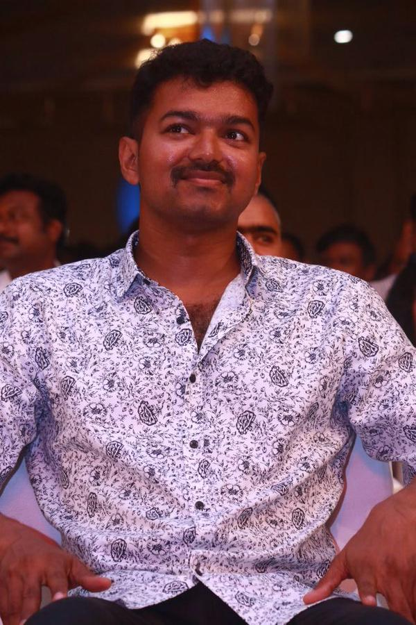 Puli audio launch stills