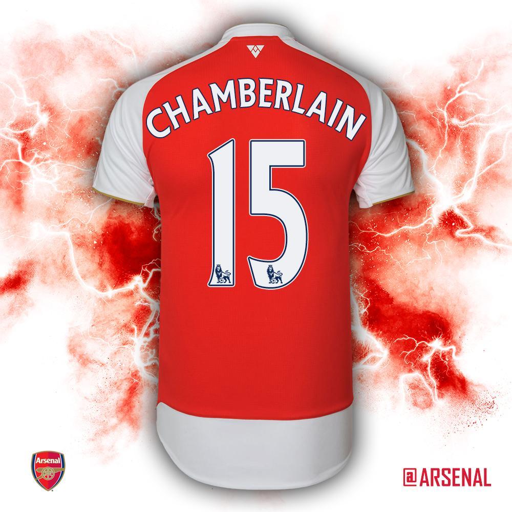 GOAL! @Alex_OxChambo! 1-0 (24) #AFCvCFC
