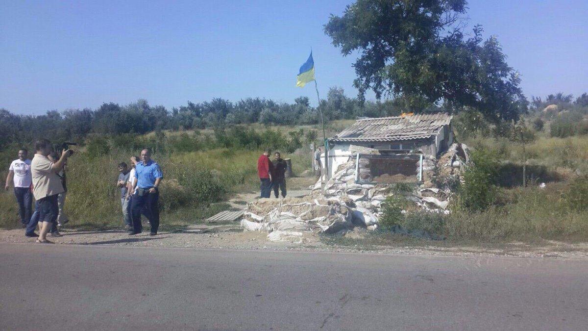 Офицеры из Канады, Дании, Черногории и Словакии проинспектировали ситуацию на Донбассе - Цензор.НЕТ 7915