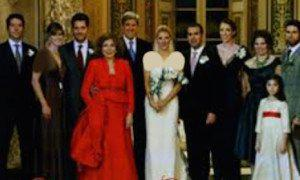 Vanessa Bradford (Kerry's daughter) married to man with strong Iran ties