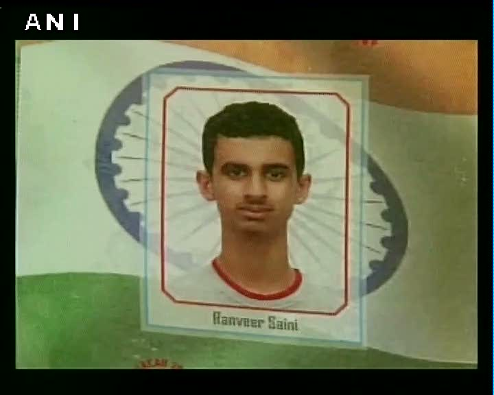 Ani on twitter 14 year old golfer ranveer saini wins gold medal at ani on twitter 14 year old golfer ranveer saini wins gold medal at the special olympics world games held at los angeles httpt8j3xfpqgcb thecheapjerseys Gallery