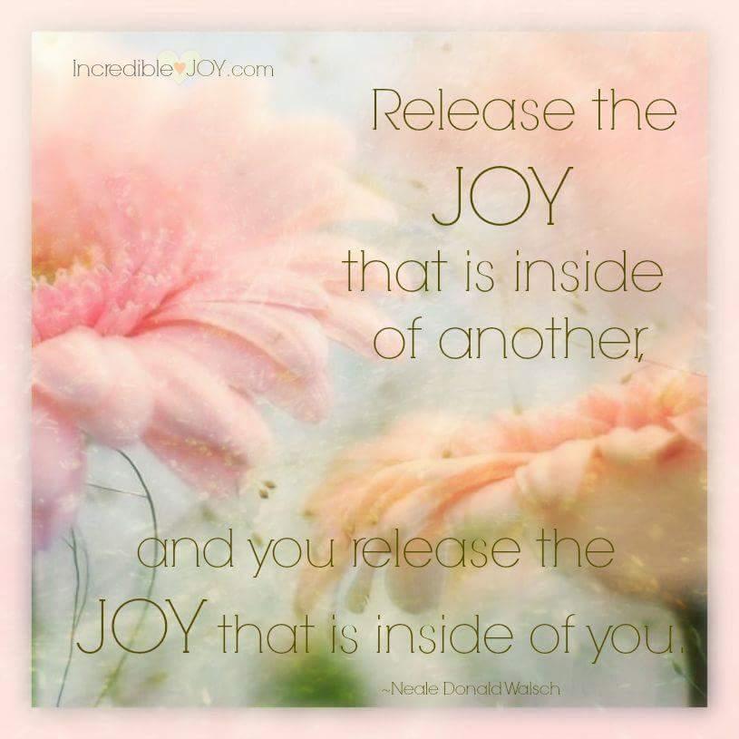 Giving #JOY brings more JOY!   #JoyTrain #Joy #Love #Kindness #SelfLove #MentalHealth #Mindfulness #GoldenHearts #IAM #ChooseLove #Quote #IQRTG #FamilyTrain #kjoys00 #TuesdayMorning #TuesdayThoughts #TuesdayMotivation RT @RockChristopher