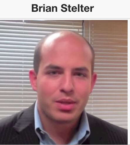 Brian Stelter thinks Frank Gifford was just Kathie Lee's husband