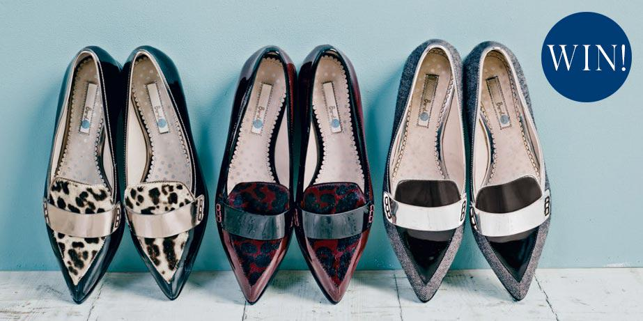 We've always said that good things come in pairs. Agree? RT for a chance to #WIN your favourite flats. http://t.co/hJfqrzghLA