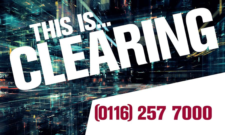 RT @dmuleicester: Watch our new clearing video for reasons why our student chose us #IChoseDMU http://t.co/zN5GsluDi3 http://t.co/2sQYO5DgPE