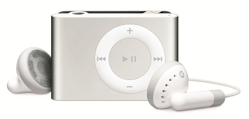 The iPod through the years: